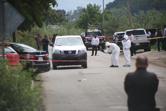 Asesinan a director de fiscalía en Oaxaca