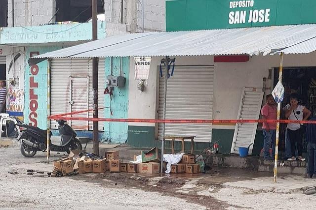 Asesinan a excomandante de Huehuetlán cesado hace un mes