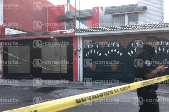Asesinan a un hombre en su casa de la colonia Vicente Guerrero