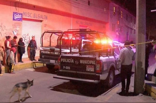 Asesinan a músico durante asalto en Amozoc