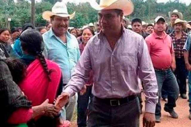 Ejecutan a Pedro Vargas Ramírez, alcalde priísta de Zapotitlán Tablas