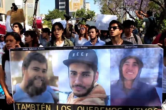 Capturan a otro implicado en el asesinato de los 3 estudiantes de cine