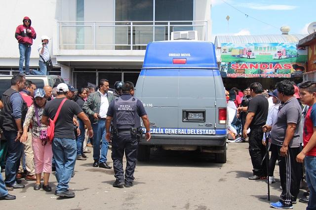 Un mes sin avances en crimen de Meztli Sarabia: 28 de octubre