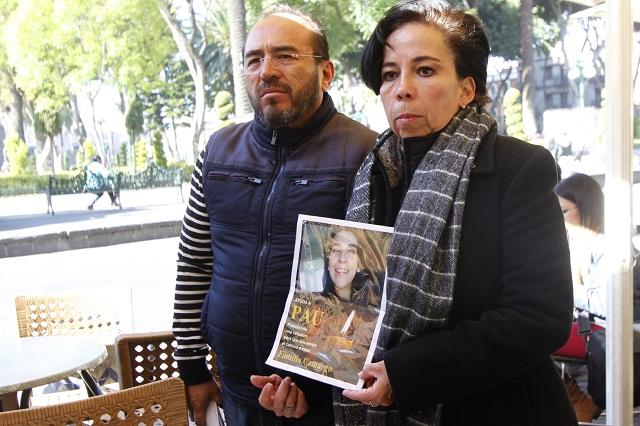 Cumple un año desaparición de Paulina; su familia acusa nulos avances