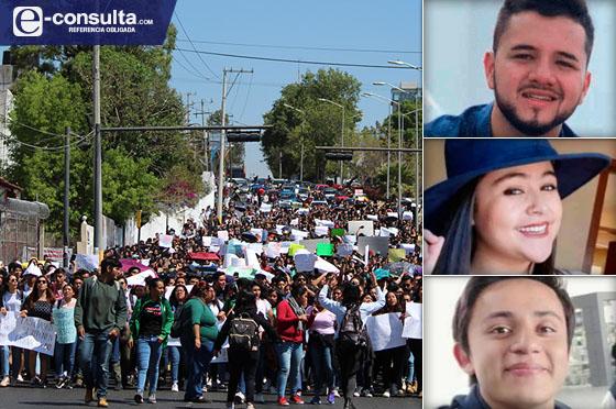 Asesinato de universitarios en Huejotzingo, una herida abierta