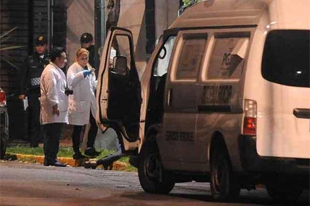 En ajuste de cuentas, asesinan a 2 hombres en la Del Valle