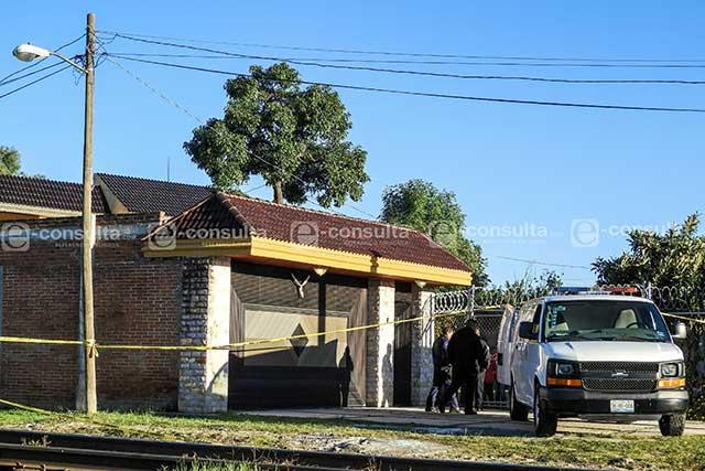 Asesinan en Cuautlancingo a sexagenario al robar en su casa
