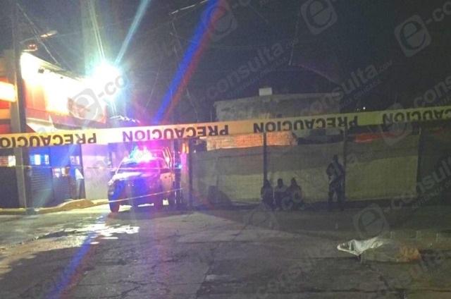 En menos de una semana, dos crímenes en el centro de Chietla