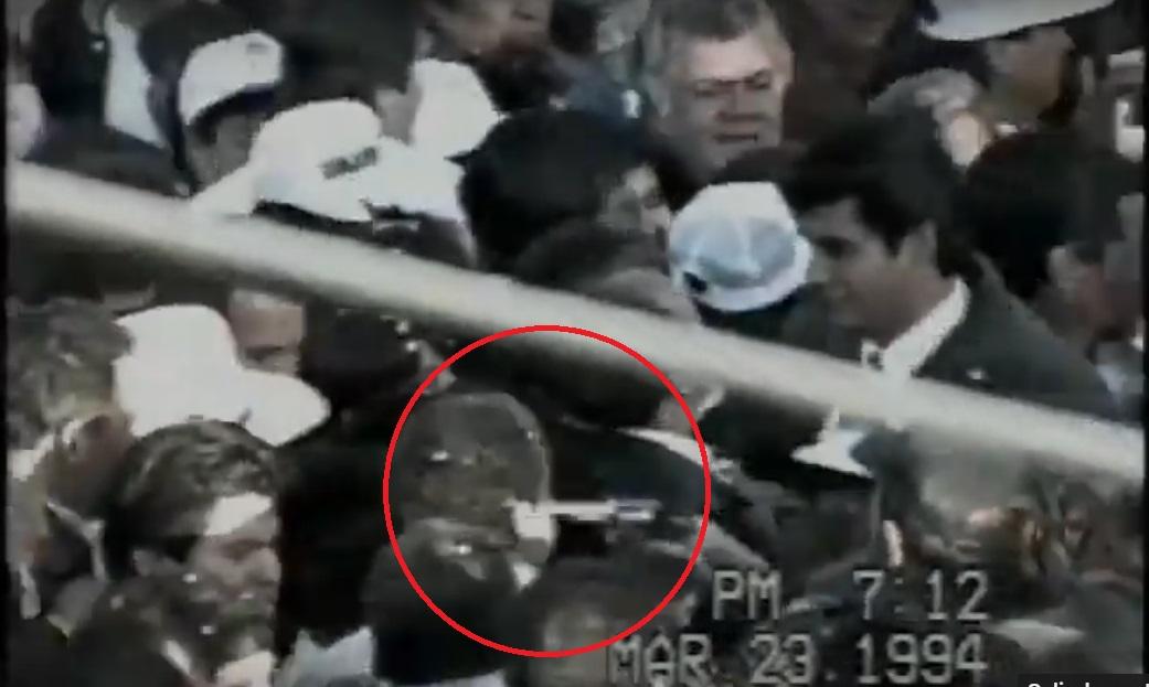 Publican video sin editar del asesinato de Luis Donaldo Colosio