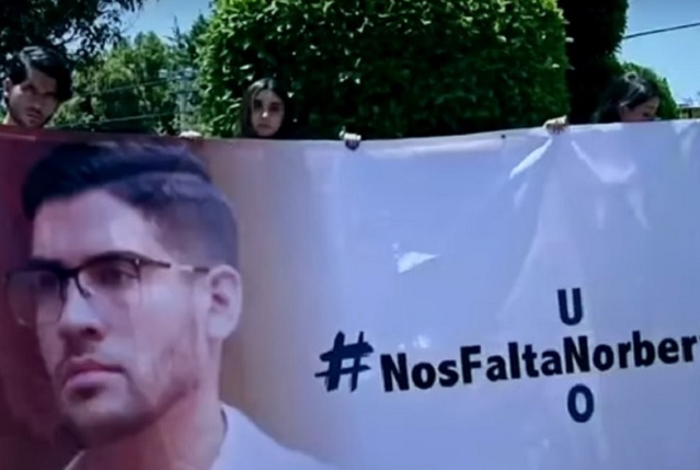 Capturan a segundo implicado en el asesinato de Norberto Ronquillo