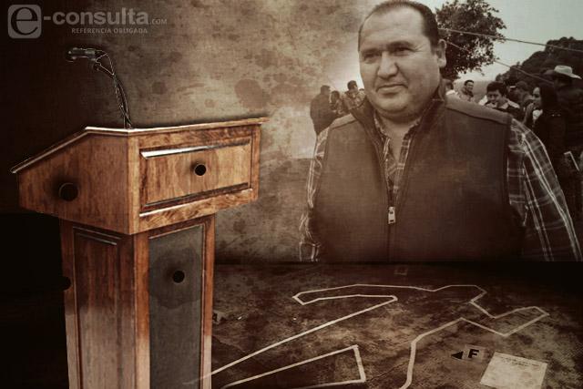 Asesinan al candidato del PRI a la alcaldía de Francisco Z. Mena