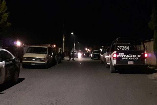 Un sujeto mata a dos mujeres y a un niño en Tecámac