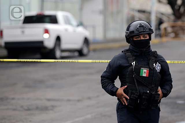 En asesinatos de policías es Puebla el número 10 en 2021