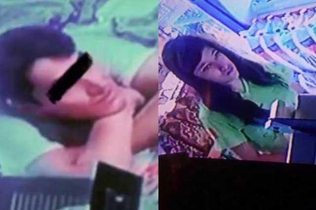 Difunden imágenes del sujeto que mató en Ecatepec a Mariana Joselin