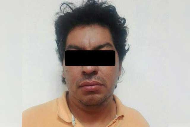 Capturan al  que presuntamente estranguló a una mujer de 70 años