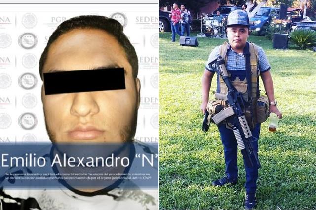 Cae presunto asesino de 'El pirata de Culiacán'; laboraba para CJNG