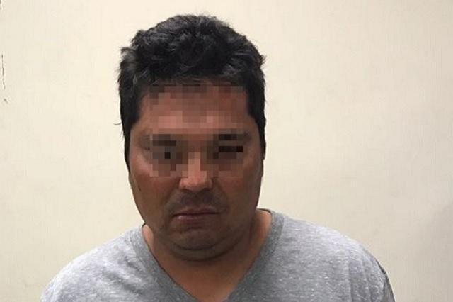 Capturan en Nuevo León al presunto asesino de la niña Ana Lisbeth