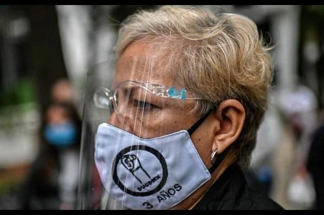 Supera México los 900 mil casos de Covid-19 y llega a 89 mil muertes