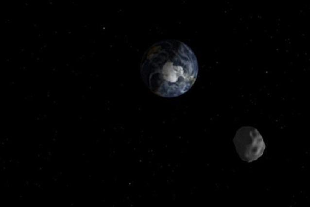 Asteroide gigante se acerca a la Tierra y comparten trayectoria que sigue