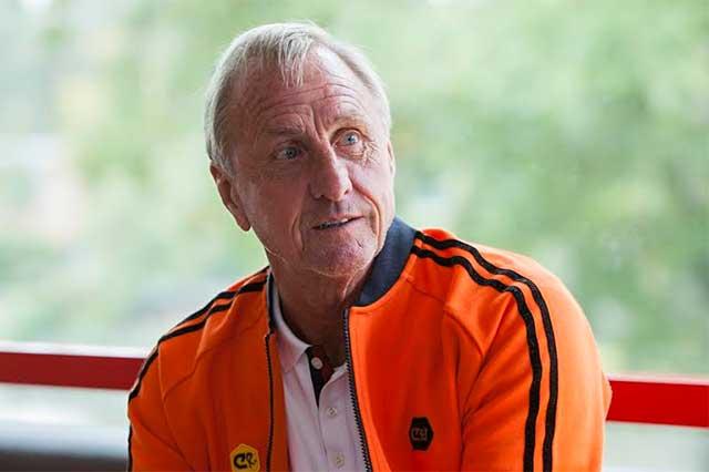 A los 68 años de edad, muere el ex astro de futbol Johan Cruyff