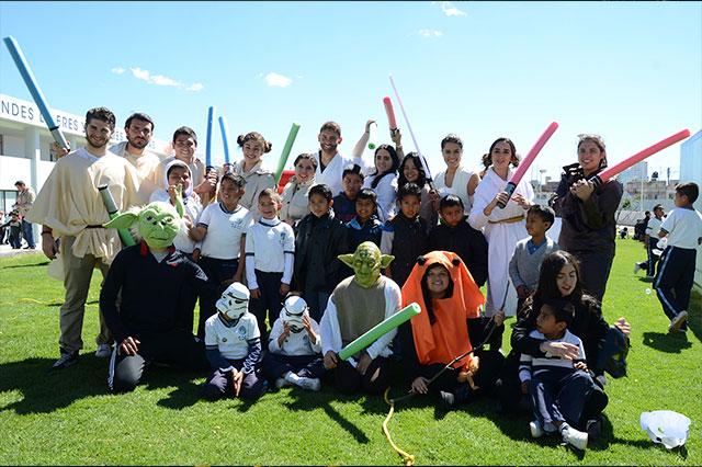 Anáhuac fomenta el compromiso social a través de ASUA por los niños