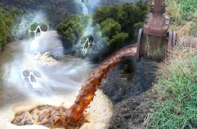 Huachicol comienza a afectar zonas del río Atoyac, alertan