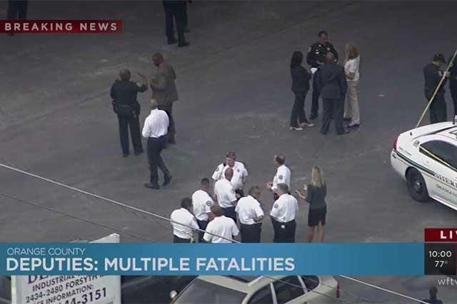 Atacante de empresa de Orlando mató a 4 personas y se suicidó