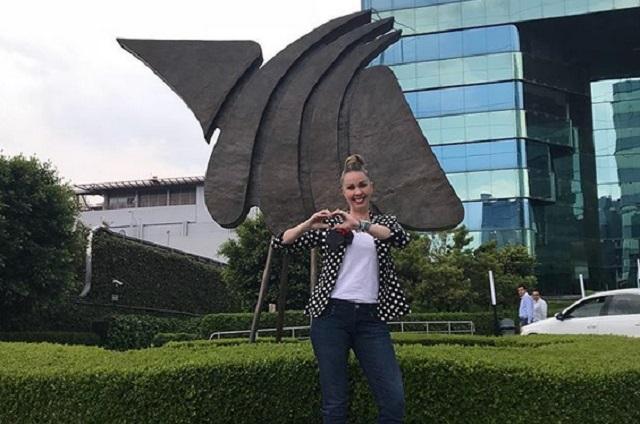 Atala Sarmiento dice adiós a Tv Azteca y manda mensaje a Pati Chapoy