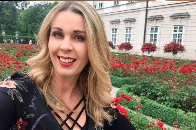 Difunden foto de Atala Sarmiento con productora de Televisa y crecen rumores