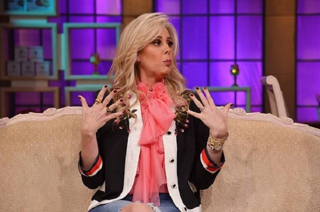 Atala Sarmiento dice que en Tv Azteca estuvo contra las cuerdas