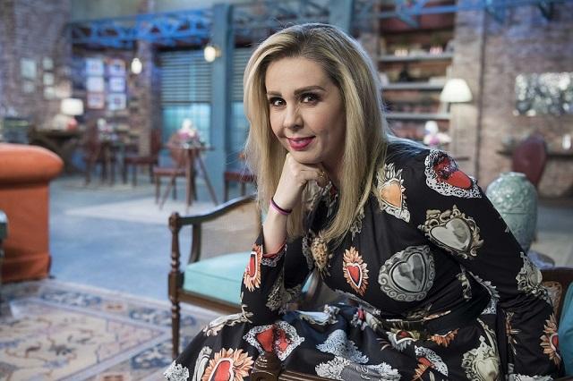 Atala Sarmiento ya es parte de Televisa y su une a Intrusos