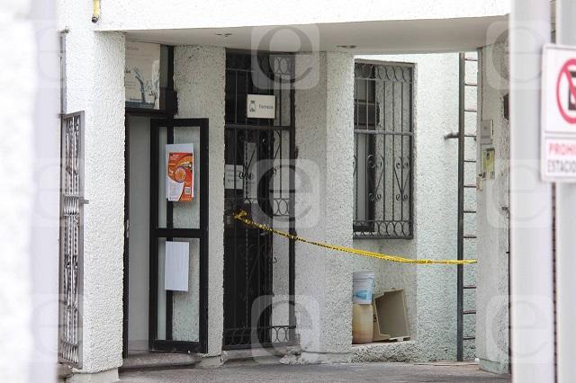 Atan a guardia y roban clínica 7 del IMSS en San Bartolo