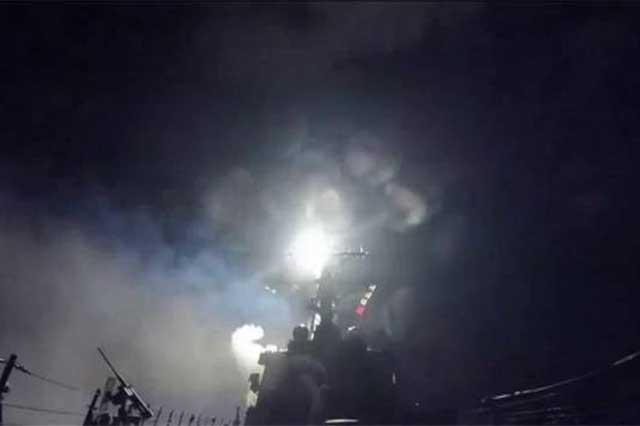 Siria califica de irresponsable e idiota el bombardeo de Trump