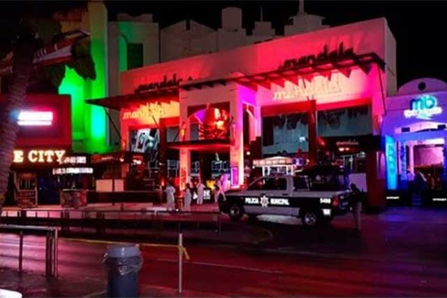 Ataque armado a discoteca de Cancún deja un saldo de 2 muertos