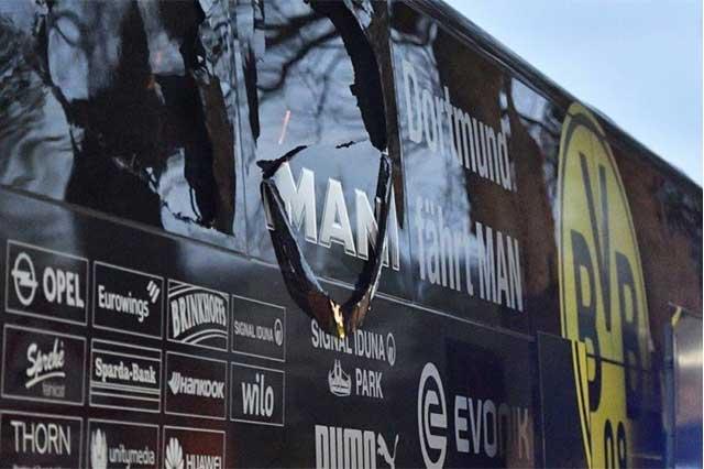 Cae un sospechoso del ataque al autobús del Borussia Dortmund