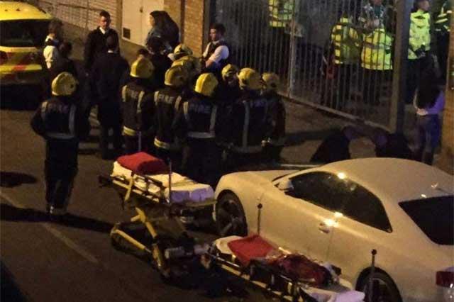 Ataque con ácido en una discoteca de Londres deja un saldo de 12 heridos