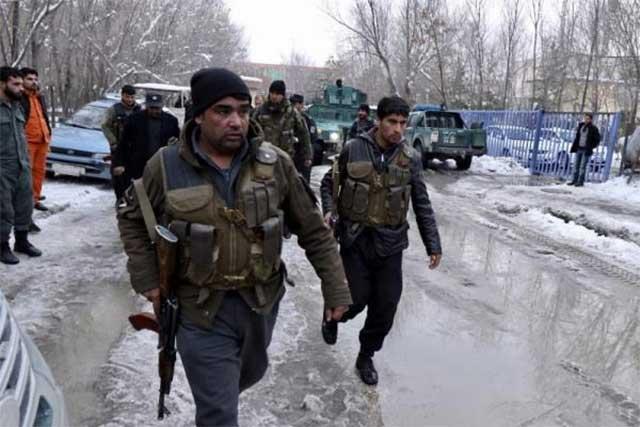 Ataque suicida en Kabul deja un saldo de 19 personas muertas