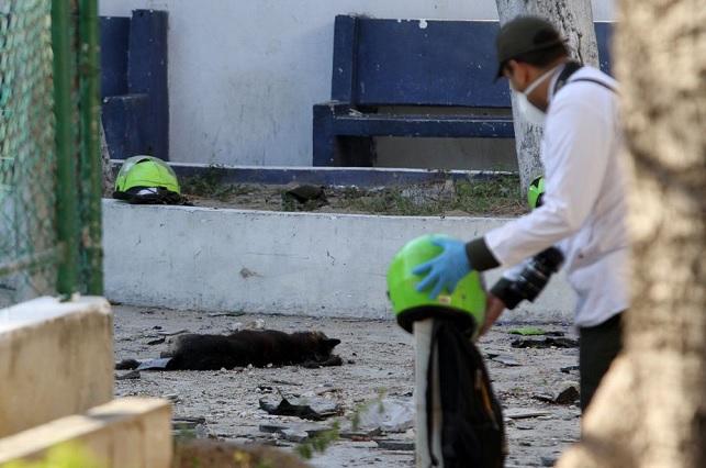 Sube a 4 el número de muertos en ataque a estación de policía en Colombia