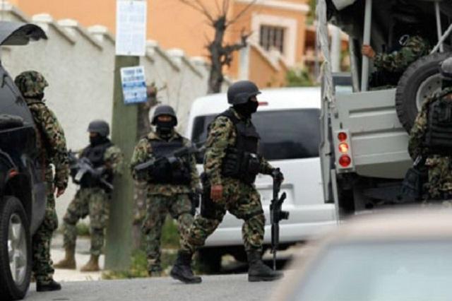 Militares sospechan que hijos de El Chapo emboscaron al convoy