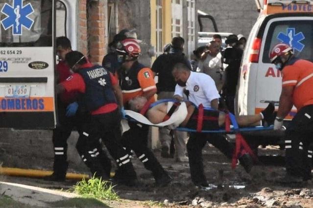 En masacre de Guanajuato iban por 'El Muletas', miembro del CJNG