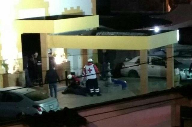 Comando armado ataca bar de Xalapa y asesina a 2 personas