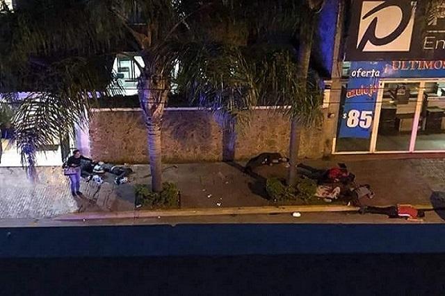 Sube a 8 el número de muertos por ataque en funeraria de Uruapan