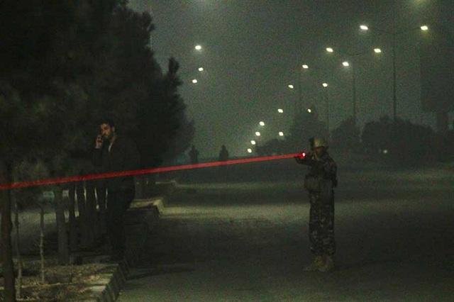 Reportan ataque terrorista a un hotel de lujo de Afganistán
