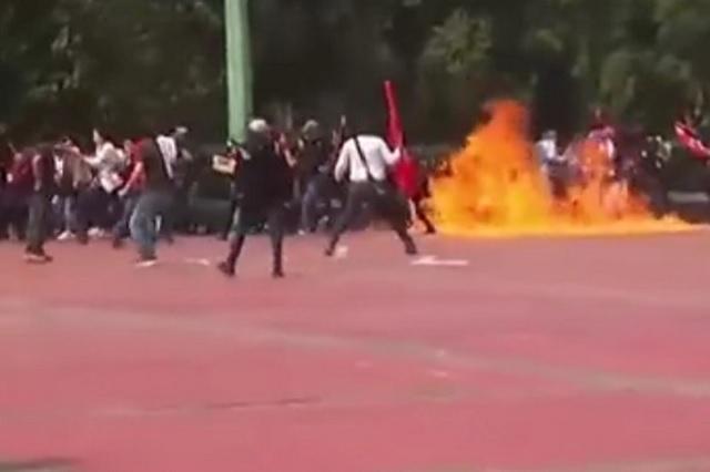 PGJ captura a otro de los sujetos que atacaron a estudiantes en CU