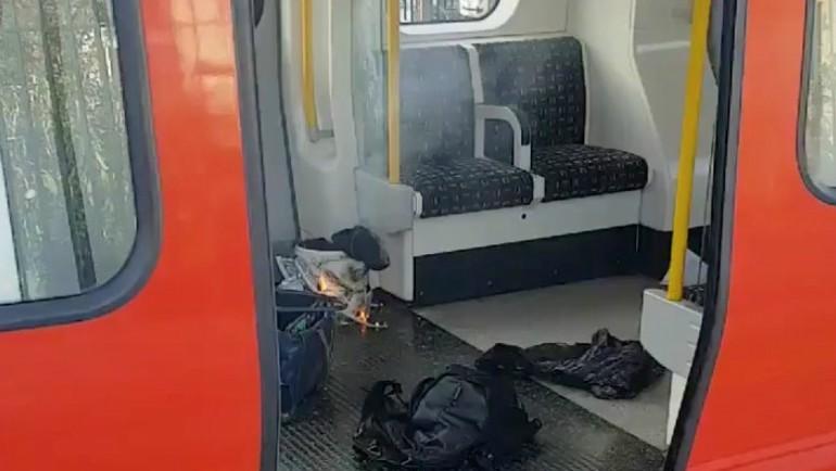 ISIS se adjudica ataque terrorista en el Metro de Londres