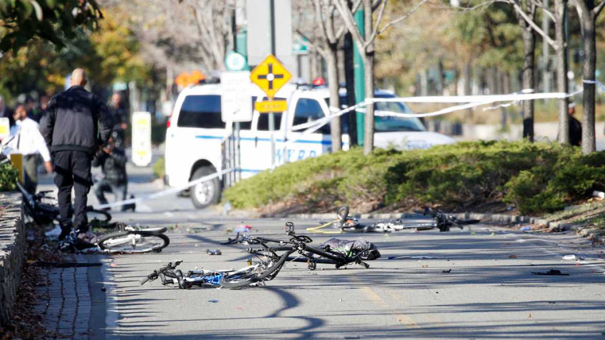 Atacante terrorista de Manhattan fue conductor de Uber