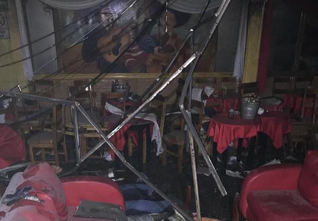 Aumenta a 25 el número de muertos en ataque a un bar de Veracruz