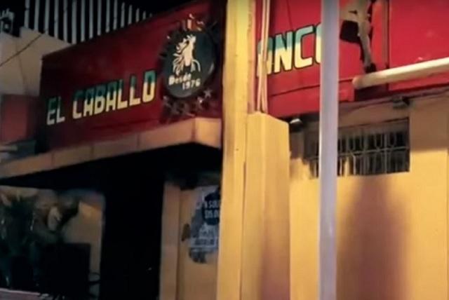 Joven de 15 años roció gasolina en el bar Caballo Blanco, dice AMLO