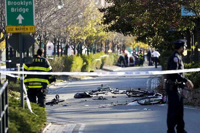 Vinculan al atacante de Manhattan con el Estado Islámico