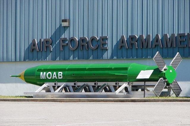 Lo que se sabe sobre bomba no nuclear que EU lanzó sobre Afganistán